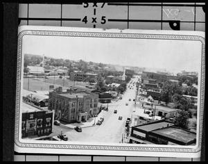 Primary view of object titled '[Avenue A - Palestine]'.