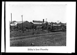 [600 Block S. May - Dilley's Iron Foundry]