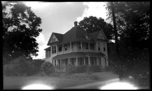 Primary view of object titled '[Unidentified House]'.