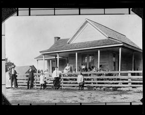 Primary view of object titled '[Ben Parker Homestead]'.