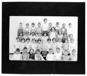 [Sanger School class picture 1928, Third grade]