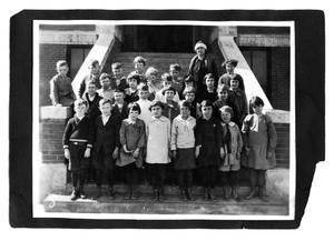 [Sanger School class picture 1924-1925, Third Grade]