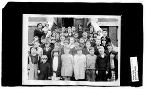 [Sanger School class picture 1922-23, Third Grade]