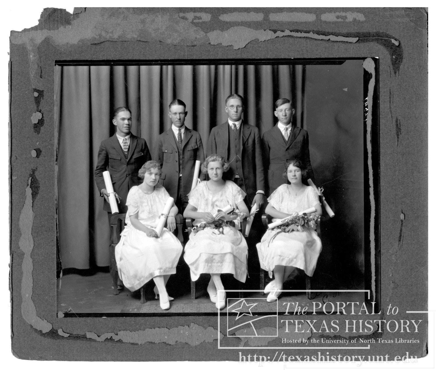 Clifton High School Class of 1923                                                                                                      [Sequence #]: 1 of 2