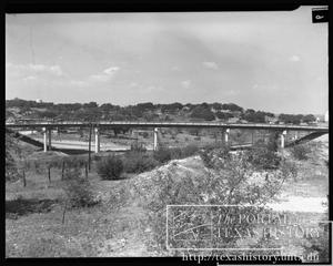Primary view of object titled '[Overpass at Valley Mills #8]'.