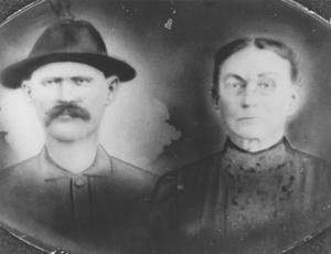 Primary view of object titled 'Thomas Franklin Isham and His Wife'.