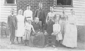 Primary view of object titled 'James Allison Owens Family'.