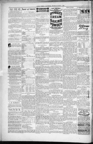 Austin Weekly Statesman  (Austin, Tex ), Vol  17, No  14, Ed