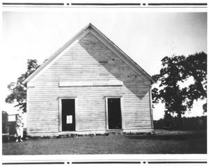 Primary view of object titled 'Second Advent Christian Church'.