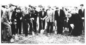 Primary view of object titled 'Richland Hills United Methodist Church Groundbreaking'.