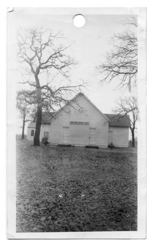 Primary view of object titled 'Isham's Chapel Methodist Church'.