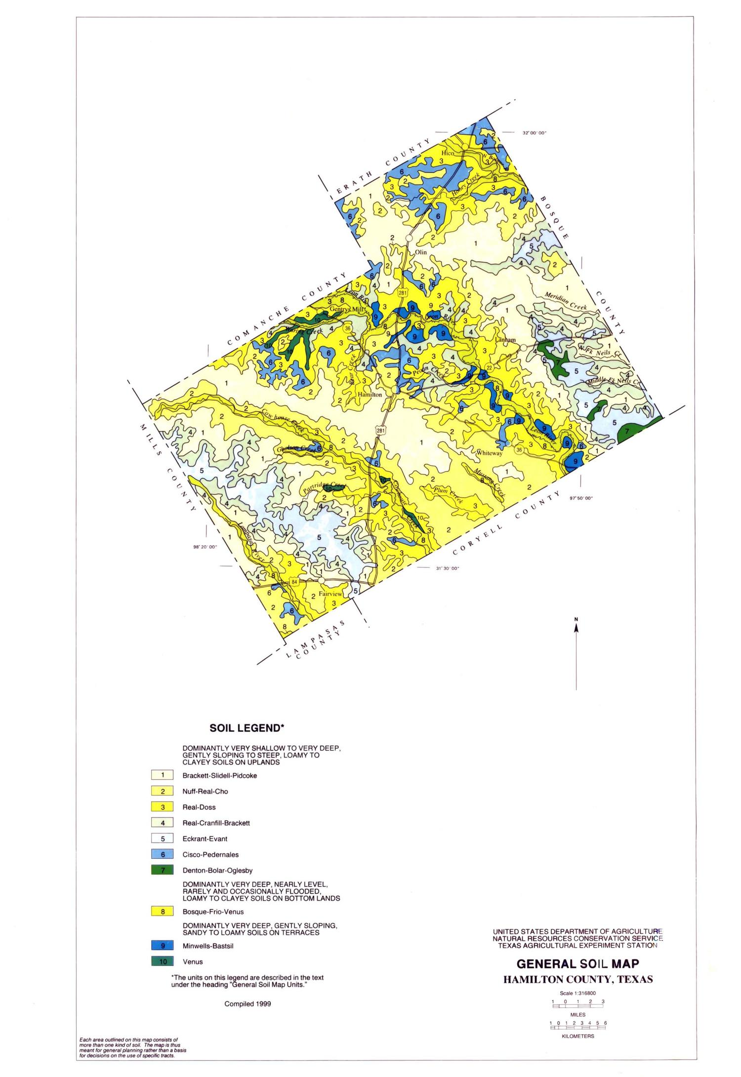 Natural Resources Conservation Service Texas