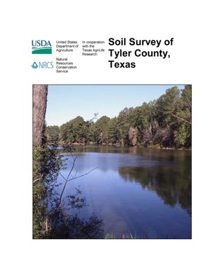 Primary view of object titled 'Soil Survey of Tyler County, Texas'.