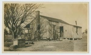 Primary view of object titled '[Dismuke House]'.