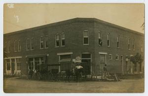 Primary view of object titled '[Postcard of the Butler Building]'.