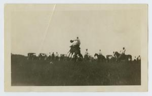 Primary view of object titled '[League City Rodeo]'.