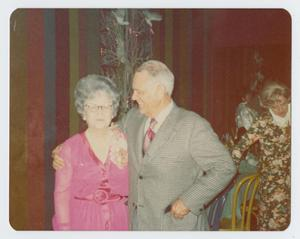 Primary view of object titled '[Lorena Harbison's Retirement Party]'.