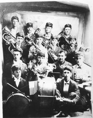 Primary view of object titled 'Grapevine Concert Band'.