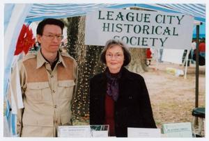 [League City Historical Society at League Park]