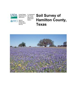 Primary view of object titled 'Soil Survey of Hamilton County, Texas'.
