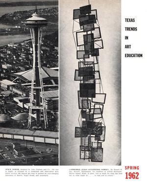 Primary view of object titled 'Texas Trends in Art Education, Spring 1962'.