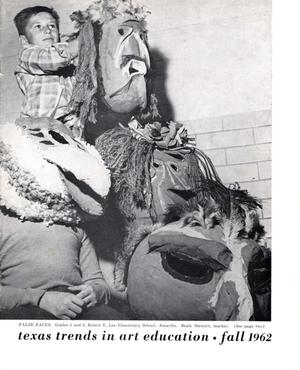 Texas Trends in Art Education, Fall 1962