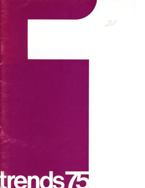 Primary view of object titled 'Texas Trends in Art Education, 1975'.