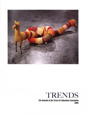 Primary view of object titled 'Texas Trends in Art Education, 2008'.