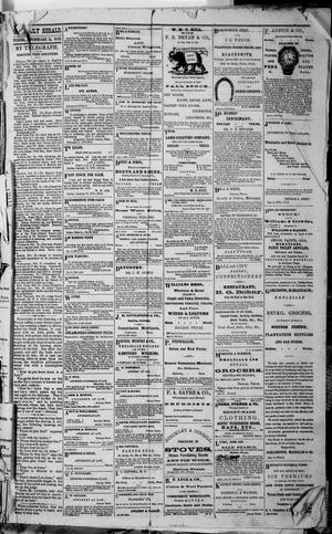 Primary view of object titled 'Dallas Daily Herald (Dallas, Tex.), Vol. 1, No. 1, Ed. 1 Tuesday, February 11, 1873'.