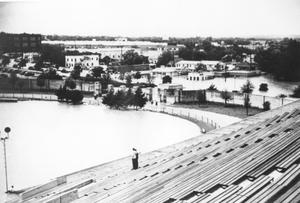 Primary view of object titled 'Flooded Farrington Field'.