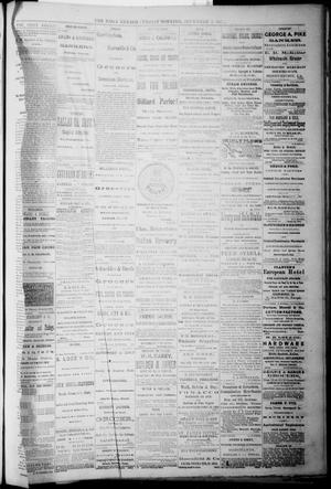 Primary view of object titled 'The Dallas Daily Herald. (Dallas, Tex.), Vol. 1, No. 255, Ed. 1 Friday, December 5, 1873'.