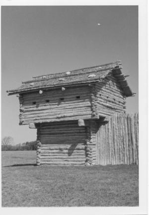 Primary view of object titled 'Fort Parker'.