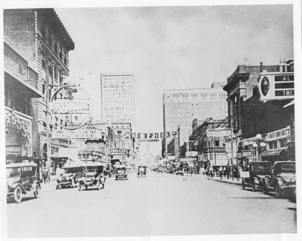 fort worth in the 1920 u0026 39 s - side 1 of 1