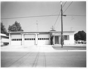Primary view of object titled 'North Richland Hills Fire Station, No. 1'.