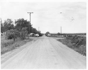 Primary view of object titled 'Automobile Accident in Hurst'.
