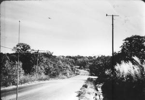 Primary view of object titled 'Pipeline Road, 1963'.