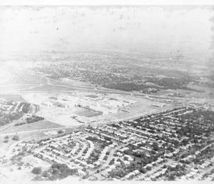Primary view of object titled 'Aerial View of Northeast Mall'.