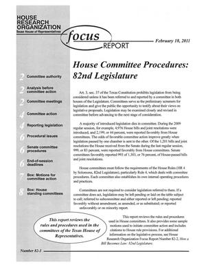 Focus Report, Volume 82, Number 3, February 18, 2011