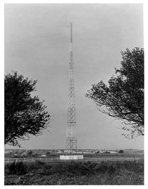 Primary view of object titled 'WBAP/WFAA Tower'.