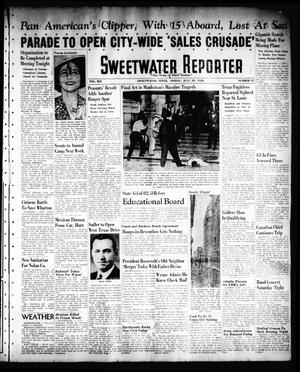 Sweetwater Reporter (Sweetwater, Tex.), Vol. 41, No. 100, Ed. 1 Friday, July 29, 1938