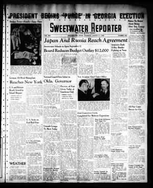 Sweetwater Reporter (Sweetwater, Tex.), Vol. 41, No. 111, Ed. 1 Thursday, August 11, 1938