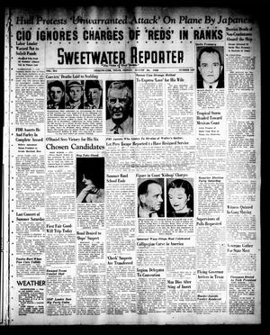 Sweetwater Reporter (Sweetwater, Tex.), Vol. 41, No. 123, Ed. 1 Friday, August 26, 1938