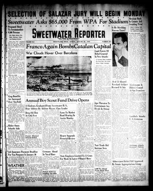Primary view of object titled 'Sweetwater Reporter (Sweetwater, Tex.), Vol. 41, No. 233, Ed. 1 Sunday, January 22, 1939'.