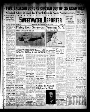 Primary view of object titled 'Sweetwater Reporter (Sweetwater, Tex.), Vol. 41, No. 234, Ed. 1 Monday, January 23, 1939'.
