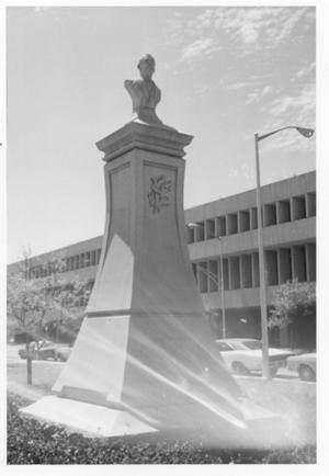 Primary view of object titled 'John Peter Smith Monument'.