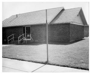 Primary view of object titled 'Tax Collector's Office, Birdville'.