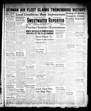Sweetwater Reporter (Sweetwater, Tex.), Vol. 43, No. 307, Ed. 1 Sunday, May 5, 1940