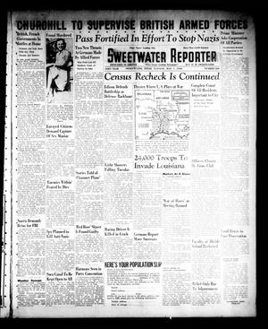 Primary view of object titled 'Sweetwater Reporter (Sweetwater, Tex.), Vol. 43, No. 308, Ed. 1 Tuesday, May 7, 1940'.