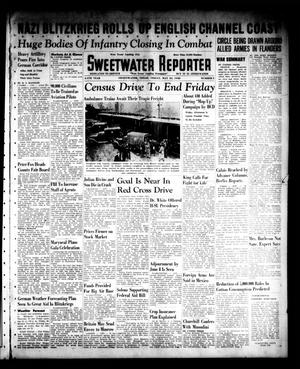 Primary view of object titled 'Sweetwater Reporter (Sweetwater, Tex.), Vol. 44, No. 3, Ed. 1 Friday, May 24, 1940'.