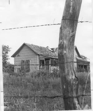 Primary view of object titled 'Old Farmhouse in Hurst'.